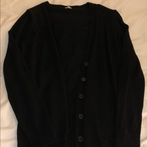 J Crew button up sweater